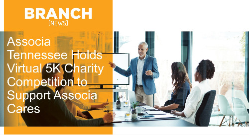 Associa Tennessee Holds Virtual 5K Charity Competition to Support Associa Cares