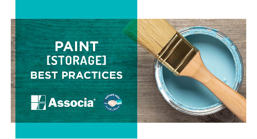Partner Post: Paint Storage Best Practices