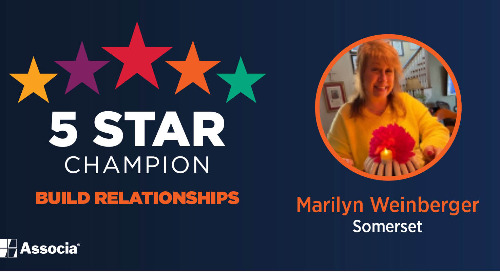 5 Star Champion: Marilyn Weinberger