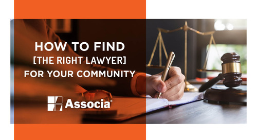 How to Find the Right Lawyer for Your Community