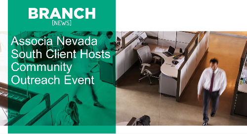 Associa Nevada South Client Hosts Community Outreach Event