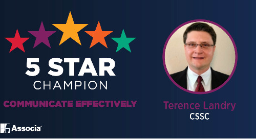 5 Star Champion: Terence Landry