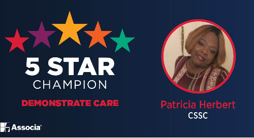 5 Star Champion: Patricia Herbert