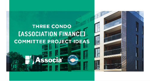 Partner Post: Three Condo Association Finance Committee Project Ideas