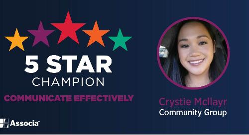 5 Star Champion: Crystie McIlyar