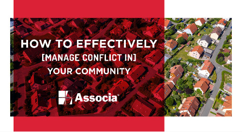 How to Effectively Manage Conflict in Your Community