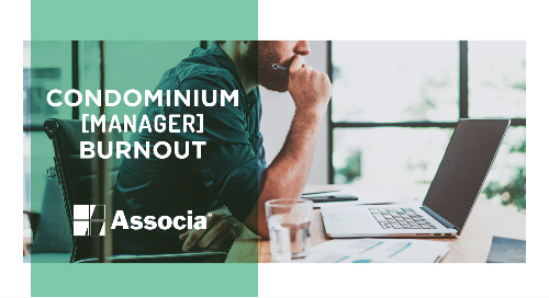 Condominium Manager Burnout