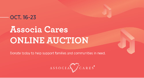 Associa Cares Online Auction