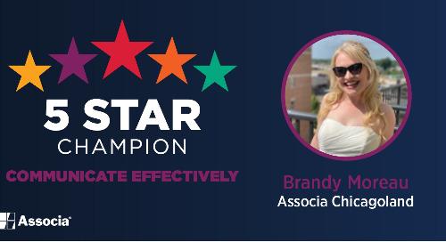 5 Star Champion: Brandy Moreau