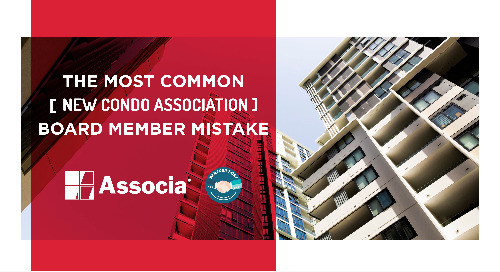 Partner Post: The Most Common New Condo Association Board Member Mistake