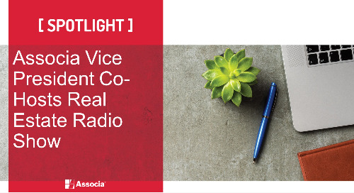 Associa Vice President Co-Hosts Real Estate Radio Show