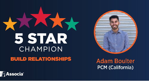 5 Star Champion: Adam Boulter