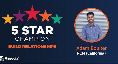 5 Star Champion: Adam Boulter