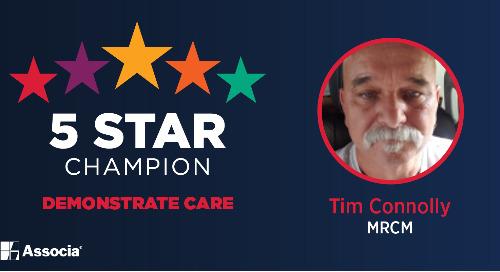 5 Star Champion: Tim Connolly