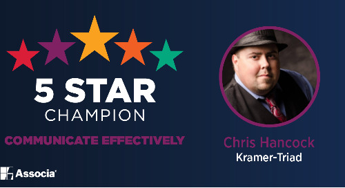 5 Star Champion: Chris Hancock