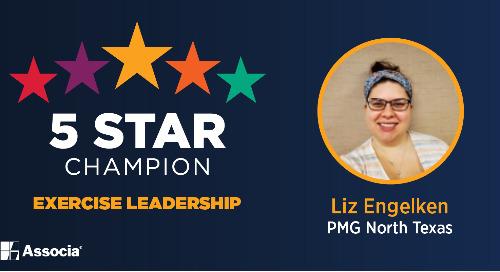 5 Star Champion: Liz Engelken