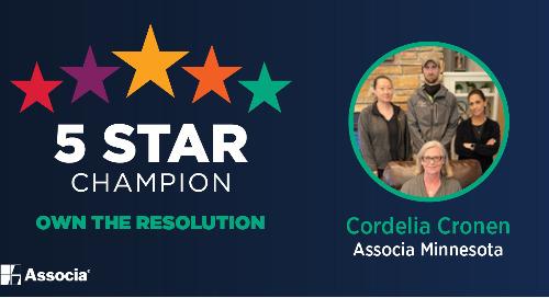 5 Star Champion: Cordelia Cronen