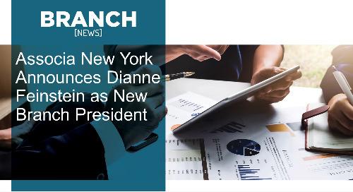 Associa New York Announces Dianne Feinstein as New Branch President