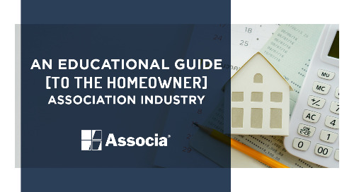 An Educational Guide to the Homeowner Association Industry