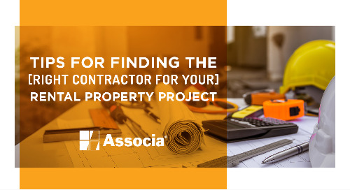 Tips for Finding the Right Contractor for Your Rental Property Project