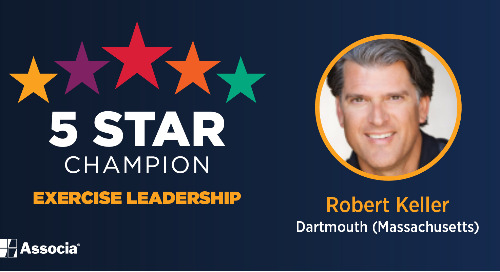 5 Star Champion: Robert Keller