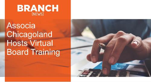 Associa Chicagoland Hosts Virtual Board Training