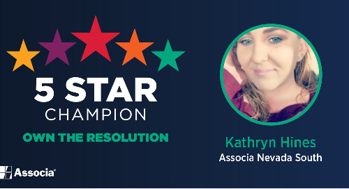 5 Star Champion: Kathryn Hines