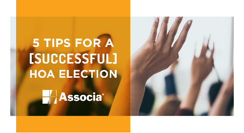 5 Tips for a Successful HOA Election