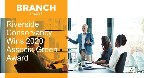 Riverside Conservancy Wins 2020 Associa Green Award