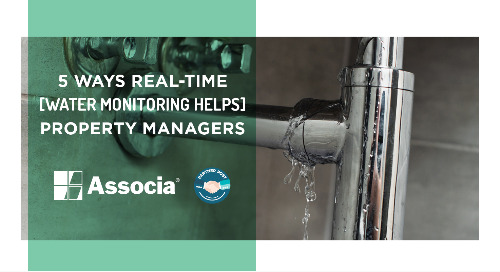 Partner Post: 5 Ways Real-Time Water Monitoring Helps Property Managers