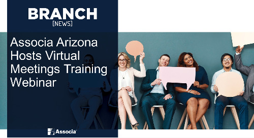 Associa Arizona Hosts Virtual Meetings Training Webinar
