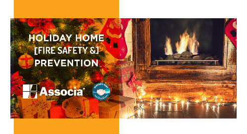 Partner Post: Holiday Home Fire Safety & Prevention