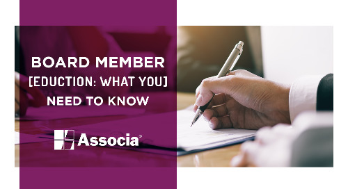 Board Member Education: What You Need to Know
