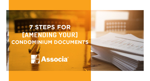 7 Steps for Amending Your Condominium Documents