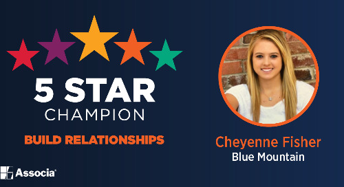 5 Star Champion: Cheyenne Fisher