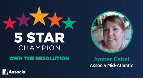 December 5 Star Champion: Amber Gabel