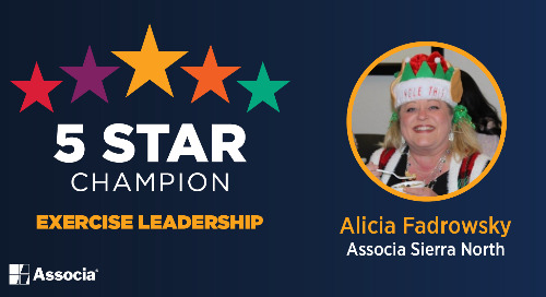 December 5 Star Champion: Alicia Fadrowsky
