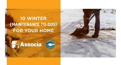 Partner Post: 10 Winter Maintenance To-Dos for Your Home