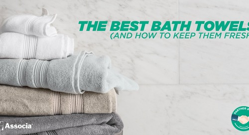 The Best Bath Towels (And How to Keep Them Fresh)