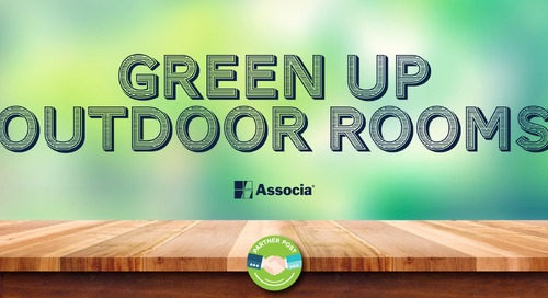 Partner Post: Green Up Outdoor Rooms