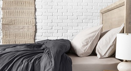 Partner Post: Bedding 101: Percale, Sateen and Linen Sheets-Do You Know the Difference?