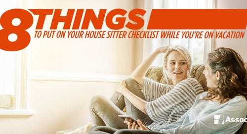 Essential Vacation Checklist for Your House Sitter