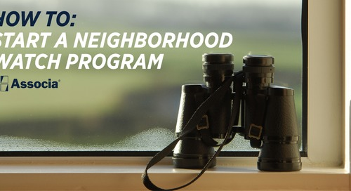 How To: Start a Neighborhood Watch Program in Your Community