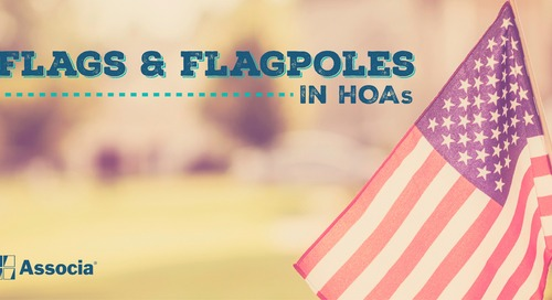 Can Your HOA Prohibit Flag Display?