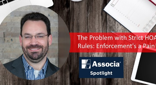 The Problem with Strict HOA Rules? Greg Smith Answers on HOALeader.com