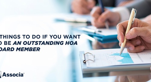 5 Things to Do If You Want to Be an Outstanding HOA Board Member
