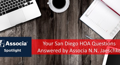 Associa N.N. Jaeschke's Ned Heiskell Answered Your San Diego HOA Questions on AM 1170 The Craig Sewing Show