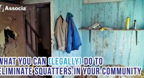 Squatters in HOAs: Can Anything Be Done?