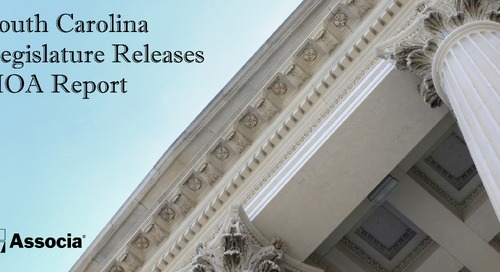 HOA News: South Carolina Legislature releases New HOA Report