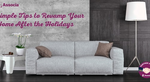 Partner Post: Tips for Revamping Your Home After the Holidays